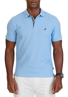 Nautica Slim Fit Solid Polo Shirt