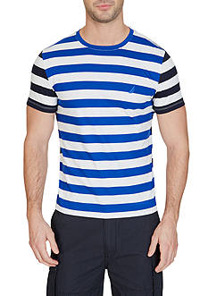 Nautica Slim-Fit Striped T-Shirt