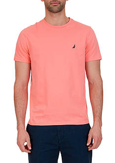 Nautica Big & Tall Crew-Neck T-Shirt