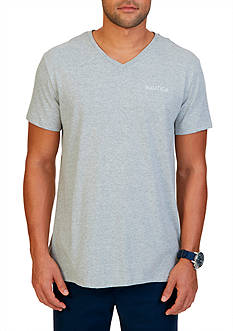 Nautica Big & Tall Road Less Taken Tee
