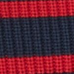 White Sweaters for Men: Navy Nautica Breton Stripe Sweater