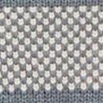 Mens Designer Sweaters: Morgs Graphyte Nautica Breton Stripe Sweater