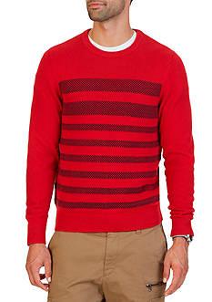 Nautica Breton Stripe Sweater