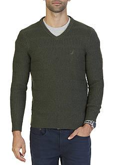 Nautica V-Neck Sweater