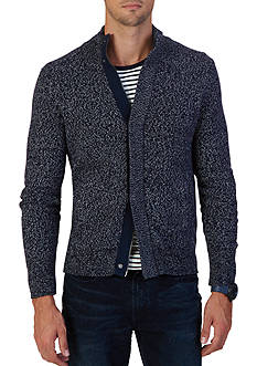 Nautica Concealed Zip Sweater