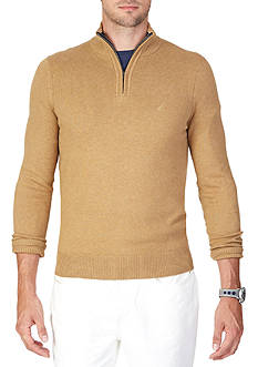 Nautica Quarter-Zip Sweater