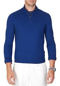 Nautica Quarter-Zip Sweater