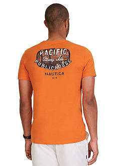 Nautica Pacific Public House Graphic Tee