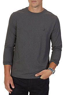 Nautica Classic Fit Long Sleeve T-Shirt