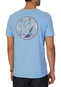 Nautica Spirograph Graphic T-Shirt