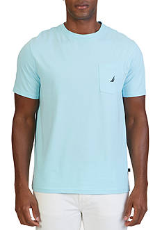 Nautica Slim Fit Pocket Tee