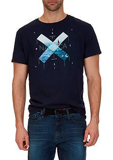 Nautica X Compass Graphic T-Shirt
