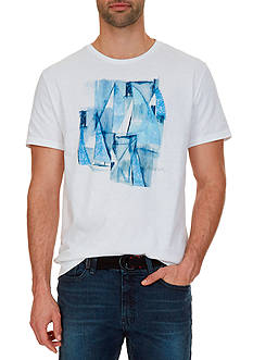 Nautica Sailboats Graphic T-Shirt