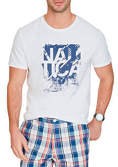 Nautica Signature Graphic T-Shirt