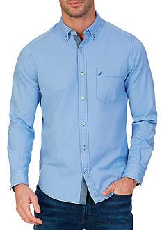 Nautica Pinpoint Oxford Shirt