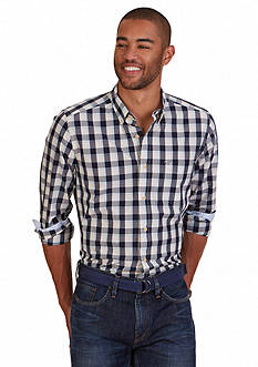 Nautica Classic Fit Breeze Plaid Shirt