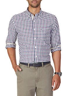 Nautica Classic Fit Marine Check Shirt