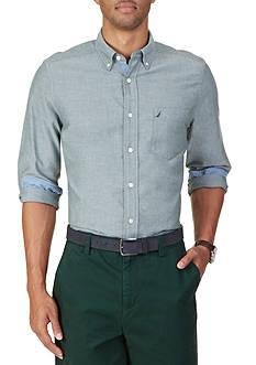 Nautica Classic Fit Oxford Shirt