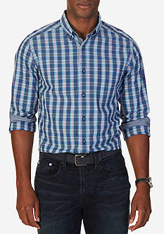 Nautica Classic Fit Drift Plaid Shirt
