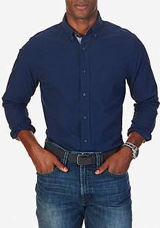 Nautica Classic Fit Tonal Check Shirt