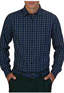 Nautica Slim Fit Plaid Shirt