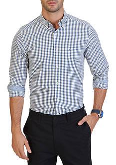 Nautica Classic Fit Bijou Plaid Shirt