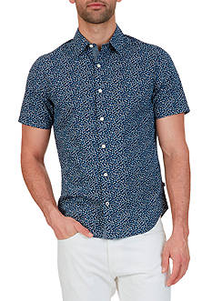 Nautica Classic Fit Short Sleeve Shirt