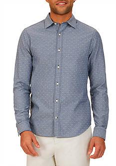 Nautica Slim-Fit Dobby Shirt
