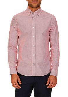 Nautica Slim-Fit Striped Shirt