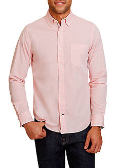 Nautica Slim-Fit Button Down Shirt