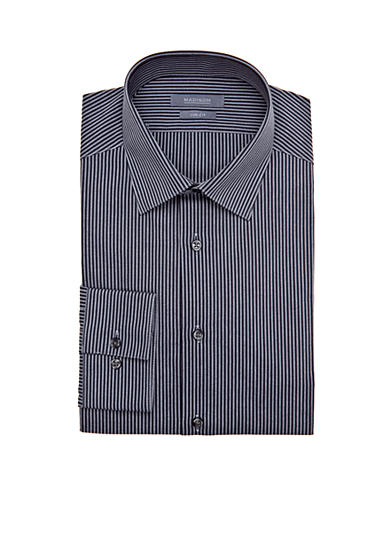 Madison Modern Stripe Dress Shirt
