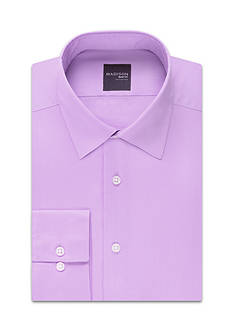 Madison Slim Fit Stretch Poplin Dress Shirt