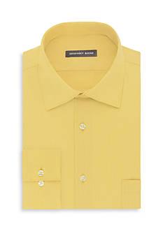Geoffrey Beene No-Iron Fitted Dress Shirt
