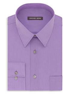 Geoffrey Beene Big & Tall Non-Iron Fitted Dress Shirt