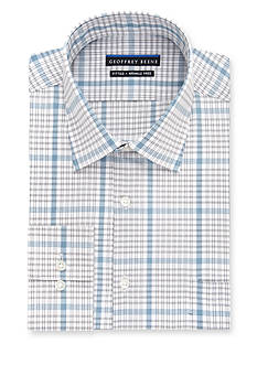 Geoffrey Beene Non-Iron Fitted Dress Shirt