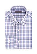 Geoffrey Beene No Iron Fitted Dress Shirt