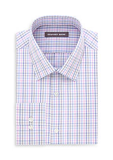 Geoffrey Beene No Iron Fitted Dress Shirt