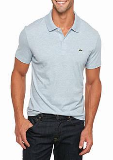 Lacoste Short Sleeve Pima Jersey Polo Shirt