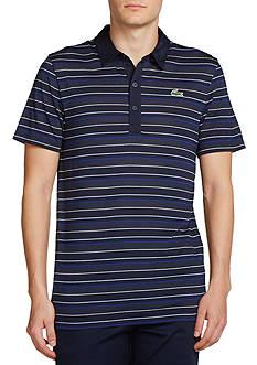Lacoste Sport Stripe Golf Polo Shirt