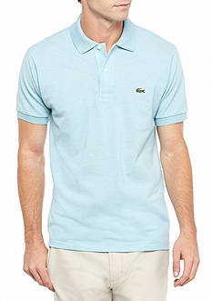 Lacoste Classic Chine Short Sleeve Pique Polo Shirt