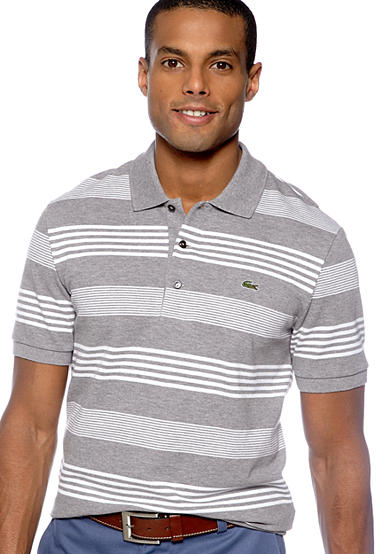 Lacoste Rugby Stripe Polo