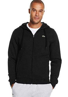 Lacoste Full Zip Hooded Sweatshirt