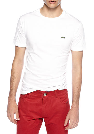 Lacoste Pima Cotton Jersey T- Shirt