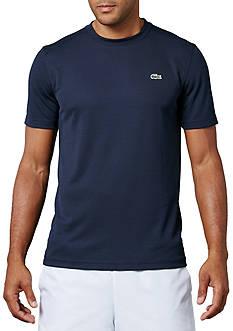 Lacoste Sport Short Sleeve Ultradry Tee