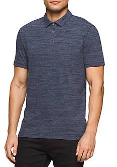 Calvin Klein Jeans Short Sleeve Heather Key Polo