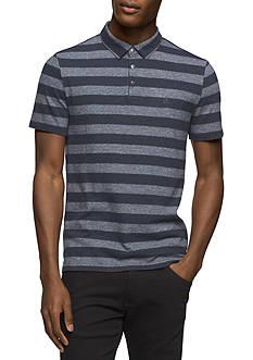 Calvin Klein Jeans Short Sleeve Jasper Stripe Polo