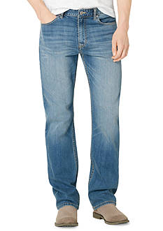 Calvin Klein Jeans Relaxed Fit Straight Leg Jeans