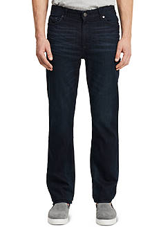 Calvin Klein Jeans Straight Leg Osaka Dark Wash Denim Jean