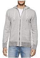 Calvin Klein Jeans Plated Jersey Hoodie