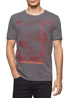 Calvin Klein Jeans Lava Crew Neck Tee